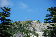 Tolmie Lookout Trail - Fire Lookout