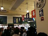 Whole Foods - Checkout Lines - Colors