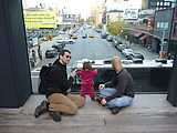 Highline Park - Street View Window - Mark - Lyra - Geoff