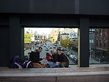 Highline Park - Street View Window - Mark - Lyra - Geoff - Laura