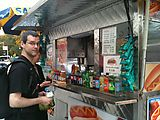 Hot Dog Stand - Mark - Laura