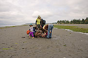 Beach - Tideflats - Hansville - Group