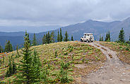 Salmo Mountain - Sportsmobile