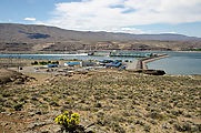 Wanapum Dam Overlook - From Overlook