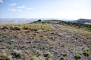 Saddle Mountains (East) - Nike Missile Site
