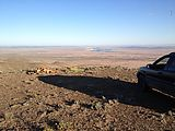 Saddle Mountains (East) - Wahatis Ridge Road - Jeep WJ