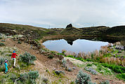 Potholes Coulee - Judith Pool - Lyra - Laura