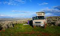 Camping near Duffy Creek - Sportsmobile - Lyra