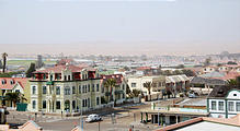 Namibia - Swakopmund - View From Tower