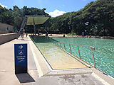 Townsville - Pioneer Park - Swimming Pool