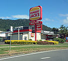 Bruce Highway - Airlie Beach - Hungry Jack's