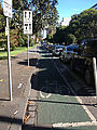 Melbourne - Fitzroy - Bike Lane