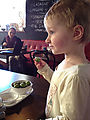 Melbourne - Fitzroy - Deli - Olives - Lyra (Photo by Laura)