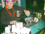San Felipe - New Years Eve - Rockodile - Bartender Making Drinks