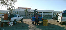 Parador Punta Prieta - Selling Gas from Drums (12/31/2001 3:30 PM)
