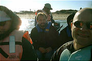 Laguna San Ignacio - Whale Watching - Leaving - Geoff (1/4/2002 9:13 AM)