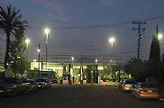 Tecate - USA Border Crossing