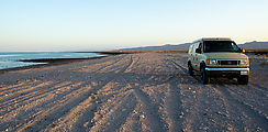 Beach - Camping - Campo Goyo - Sportsmobile