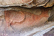 Mesa el Carmen - Cave - Cave Paintings - Pictographs