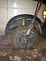 Boca Grande - Stuck in Mud - Hi Lift Jack - Playa - Sportsmobile