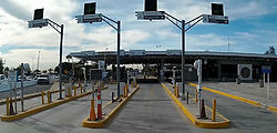 Baja - Mexicali - Border Crossing