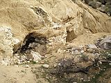 Baja - Little Cave - North of Rancho el Escondido