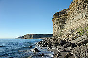 Baja - Las Animas - Beach - Cliffs