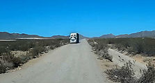 Baja - Highway 5 - Old Road - Truck