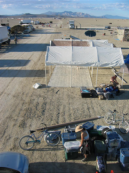 What S A Costco Barn Burning Man Information