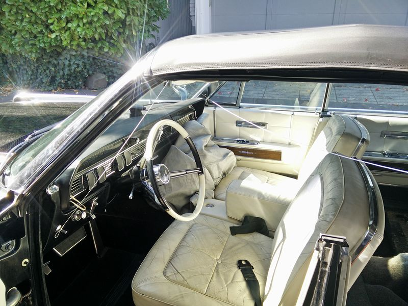 1964 lincoln continental convertible power top mechanism documentation. Black Bedroom Furniture Sets. Home Design Ideas