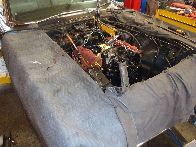 1964 lincoln continental engine rebuild. Black Bedroom Furniture Sets. Home Design Ideas