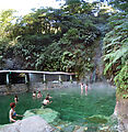 Fuentes Georginas - Hot Springs