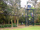 Chapultepec Park - Rope Course