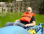Chapultepec Park - Lake - Peddle Boats - Geoff