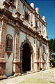 San Ignacio - Mission Church (Photo by Laura)