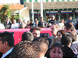 Ensenada - Immigration Office - President Vincente Fox