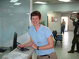 Ensenada - Immigration Office - Laura