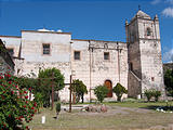 San Ignacio - Mission Church