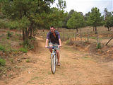 El Bosque - Brian on Bicycle