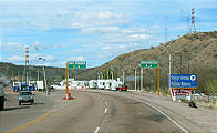 A Few Miles South of Nogales - Temporary Vehicle Importation Permit Return