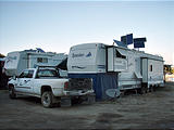 Melaque - RV Campground at the North End of Town