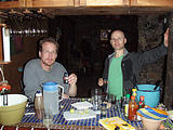 Rancho Madroño - Tequila - Lars, Geoff (photo by Brian)