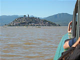Lake Pátzcuaro Boat - Janitzio (photo by Geoff)