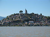 Lake Pátzcuaro Boat - Janitzio (photo by Marie)