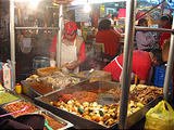 Night of the Dead - Pátzcuaro - Food Market (photo by Geoff)