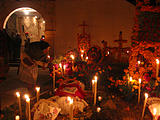 Night of the Dead - Arocutin - Cemetery (photo by Geoff)