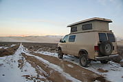 Camping Near - Eden Valley Road - Sportsmobile - Morning