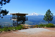 20170714 151336 P762W N0445338W1216083 - OR - Eclipse Research - Deschutes NF - Green Ridge Lookout - Mount Jefferson