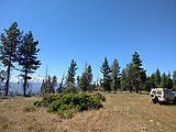 Deschutes National Forest - Oregon - Green Ridge
