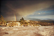 Bald Mountain - Rainbow (photo by Laura)